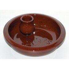 16.5cm Natural Terracotta Dish