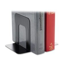 <strong>Business Source</strong> Poly Base Book Ends (Set of 2)