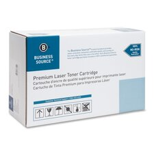 38720 Toner Cartridge, 6500 Page Yield, Black