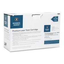 Toner Cartridge, 10,000 Page Yield, Black