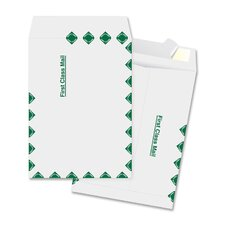 "Catalog Envelopes, First Class, 10"" x 13"", 100 per Box, White"