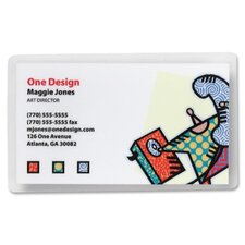 Business Card Laminating Pouch (100 Per Box)