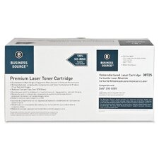 Toner Cartridge, 6,000 Page Yield, Black