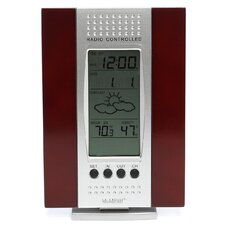<strong>La Crosse Technology</strong> Wireless Weather Stations Thermometer / Digital Clock