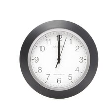 "Analog Atomic 10"" Wall Clock"