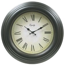 "Equity 22"" Wall Clock"