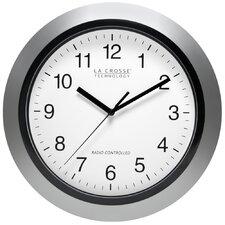 "12"" Atomic Analog Wall Clock"