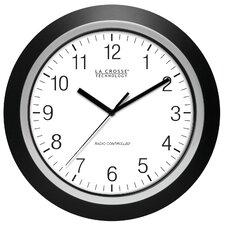 """13.25"""" Analog Atomic Frame Clock"""