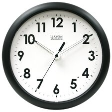 "<strong>La Crosse Technology</strong> Illuminations 10"" Wall Clock"