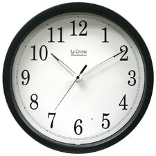 "<strong>La Crosse Technology</strong> Illuminations 14"" Wall Clock"