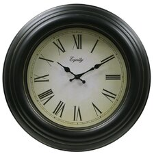 "Equity 20"" Wall Clock"