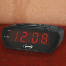 Equity Travel Alarm Clock