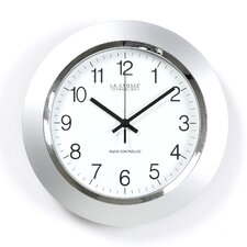 "<strong>La Crosse Technology</strong> La Crosse Technology 14"" Atomic Analog Clock"