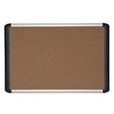 MV TechCork Bulletin Boards, Self-Healing Surface, 4'x6', Cork