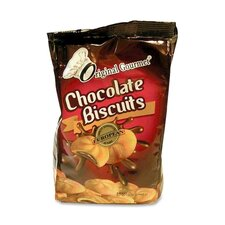 Tea Biscuits, 12BG/CT, Chocolate