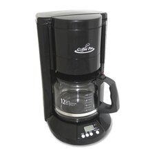 <strong>CoffeePro</strong> 12 Cup Coffee Maker