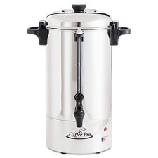 36-Cup Percolating Urn Coffee Maker