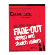 <strong>ClearPrint</strong> 1000HP Series Unprinted Vellum Design and Sketch