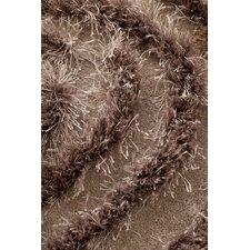 Wood Taupe Area Rug