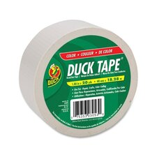 "Duct Tape/Color, Heavy-Duty, 1-7/8""x20 Yds., White"
