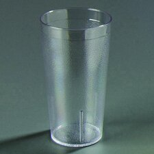 <strong>Carlisle Sanitary Maintenance Products</strong> Stackable SAN 16 oz Tumbler in Clear