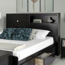 Designer Series 9 Bookcase Headboard Bedroom Collection