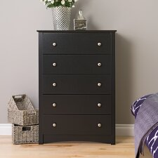 <strong>Prepac</strong> Sonoma 5 Drawer Chest
