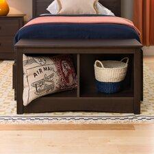 Fremont Cubbie Storage Bench