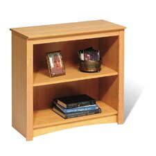 "29"" H Sonoma Two Shelf Bookcase"