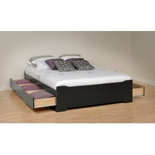 FullCoal Harbor Storage  Platform Bed