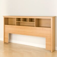 Sonoma Storage Bookcase King Size Headboard