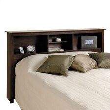 Manhattan Storage Bookcase Headboard