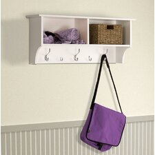 "<strong>Prepac</strong> 36"" Hanging Entryway Shelf"