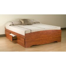 Monterey Storage Platform Bed