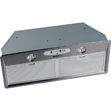 "Elite 27.57"" 400 CFM Custom Power Pack Range Hood"