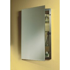 "Specialty 16"" x 20"" Recessed Beveled Edge Medicine Cabinet"