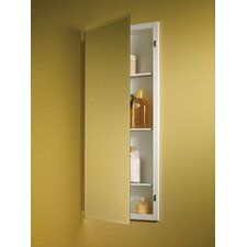 "Horizon 16"" x 36"" Recessed Beveled Edge Medicine Cabinet"