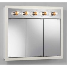 "36"" x 30"" Surface Mount Medicine Cabinet"