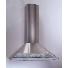 "<strong>Broan Nutone</strong> 36.44"" 450 CFM Internal Blower Chimney Hood"