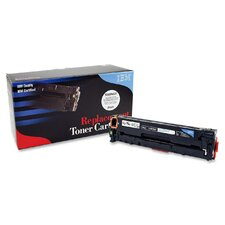 Replacement Toner Cartridge, 2.200 Page Yield, Black