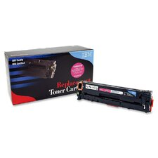 Replacement Toner Cartridge, 1,400 Page Yield, Magenta