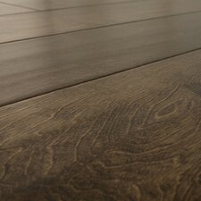 SAMPLE - Distressed Handscraped Engineered Maple in Tobacco
