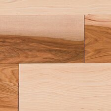 "6"" Builder Grade Hickory Flooring in Natural"