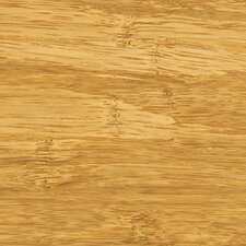 "Strand Woven 3-3/4"" Solid Bamboo Flooring in Natural"