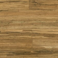 "Strand Woven 3-5/8"" Solid Bamboo Flooring in Carbonized"
