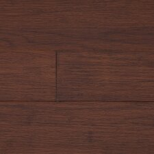 "Strand Woven 3-3/4"" Solid Oak Flooring in Cappuccino"
