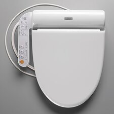 <strong>Toto</strong> Washlet B100 Elongated Toilet Seat Bidet