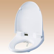 Heated Washlet Elongated Toilet Seat Bidet