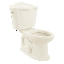 Whitney Eco 1.28 GPF Elongated 2 Piece Toilet