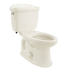 Dartmouth 1.6 GPF Elongated 2 Piece Toilet